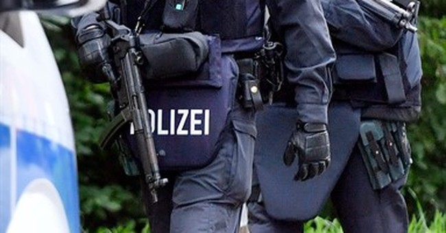 3 Syrians aid German police in alleged bomb plot suspect