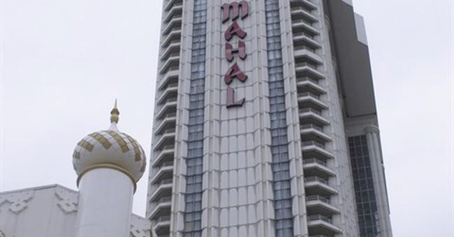 The Latest: Atlantic City's Trump Taj Mahal casino closes