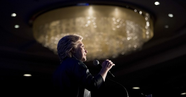 Emails show how private and public Clinton statements clash