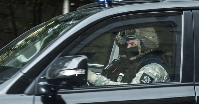 The Latest: No evidence German bomb suspect had firm target