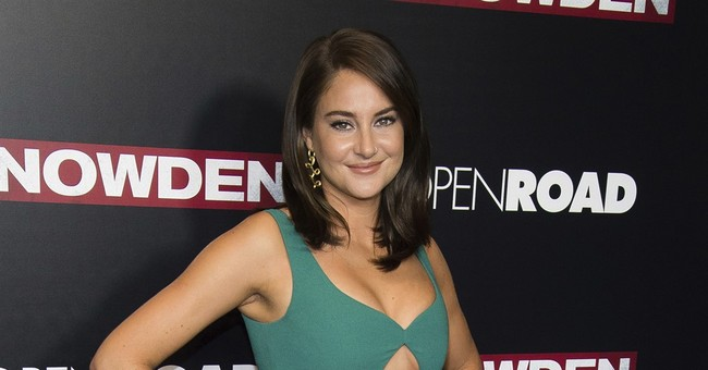 'Divergent' star Shailene Woodley arrested during protest