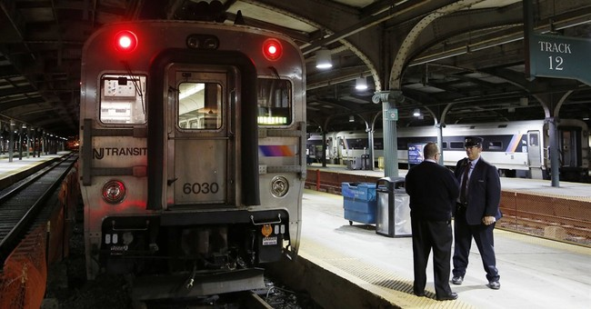 Rail service resumes at New Jersey station after fatal crash
