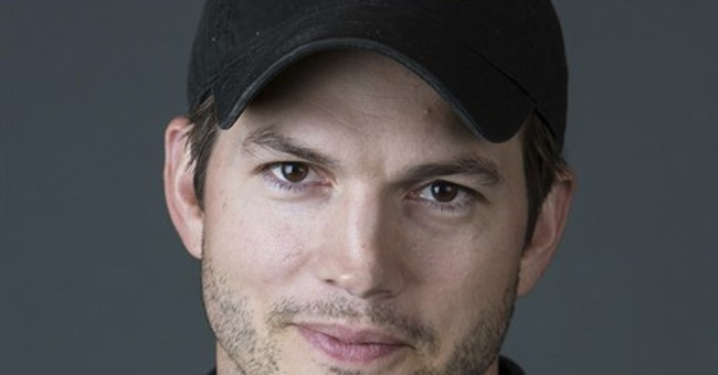 Ashton Kutcher wishes he could be an actor minus the fame