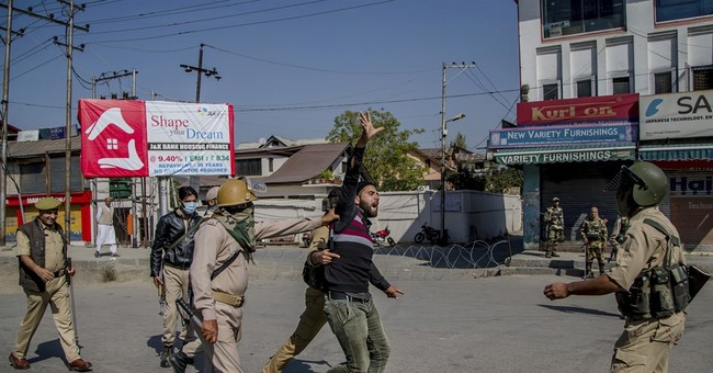 Kashmir unrest prompts India's biggest crackdown in decades
