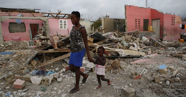 Nearly a week after hurricane hit Haiti, UN appeals for aid