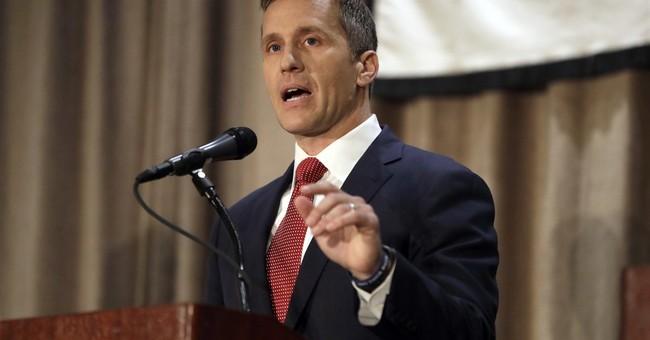 Greitens taps charity donors for Missouri gubernatorial bid