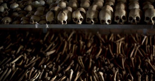 Rwanda leader blasts France over 1994 plane crash inquiry
