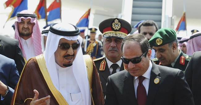Allies Saudi Arabia, Egypt in rare public spat over Syria