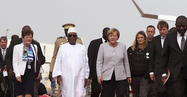 Niger says Germany can build military logistics base there