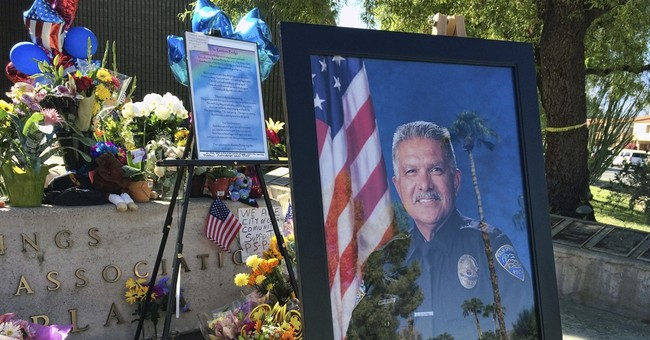 Prosecutors: California man target police in deadly ambush