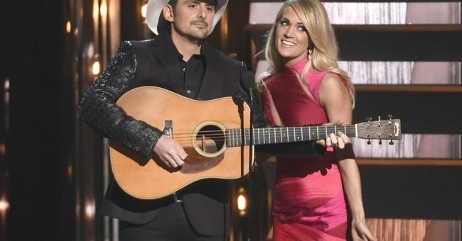 Underwood, Paisley, Bentley, Urban to perform at CMA Awards