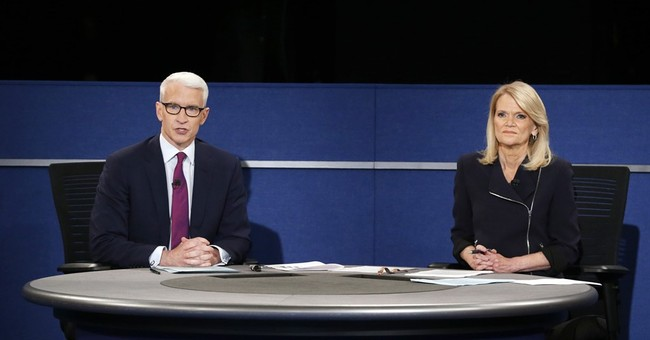 Second presidential debate featured tough moderators