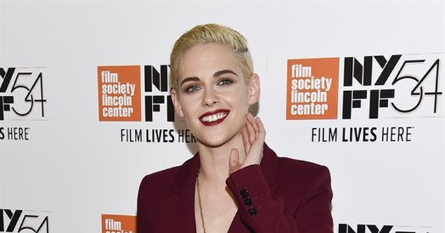 With 3 NYFF films, Kristen Stewart admits she's a workaholic