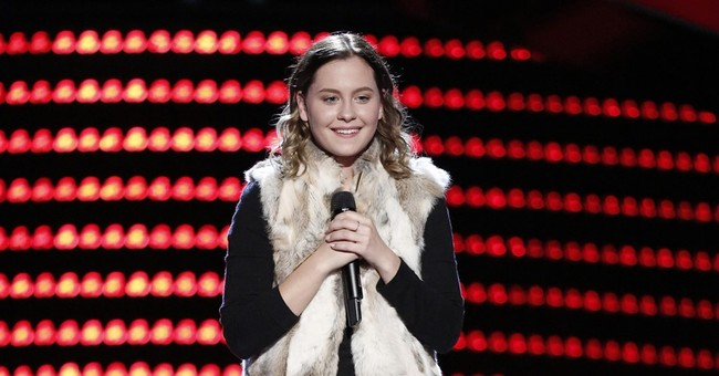 Candace Cameron Bure's daughter eliminated from 'The Voice'