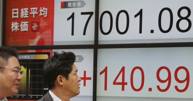 Global markets hold up in face of Samsung woes