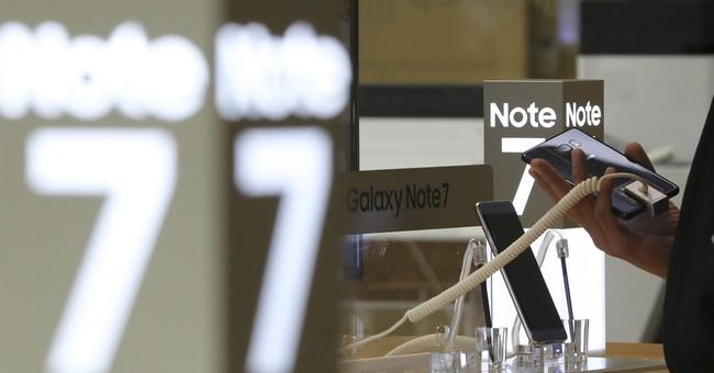 Chinese regulator: Samsung recalls 191,000 Galaxy Note 7s