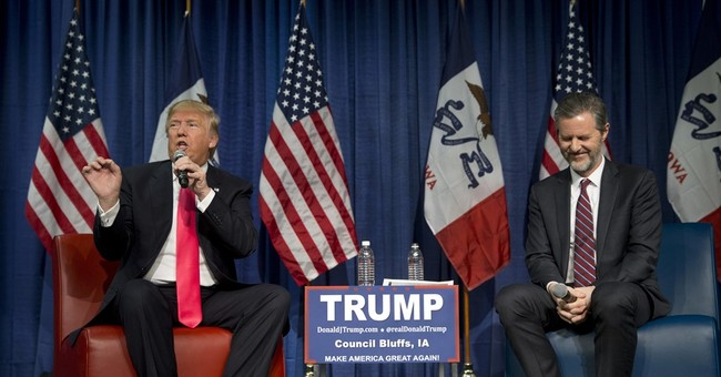 Why do evangelicals prefer Donald Trump to Hillary Clinton?