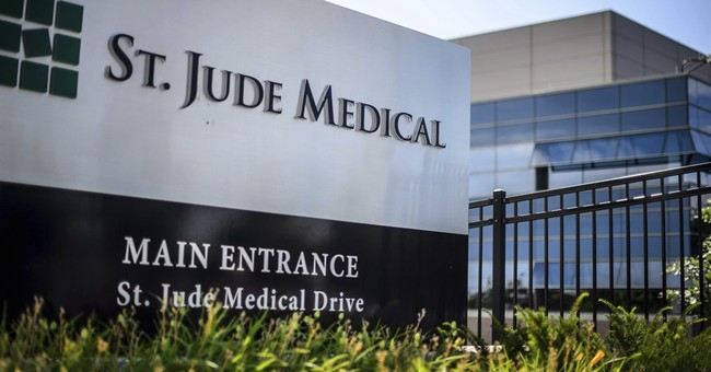 St. Jude warns of battery defect in some heart devices