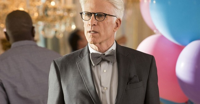 Ted Danson in a good place as star of NBC's 'The Good Place'