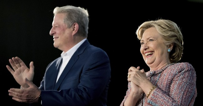 Will Clinton move to the right? Liberals are watching