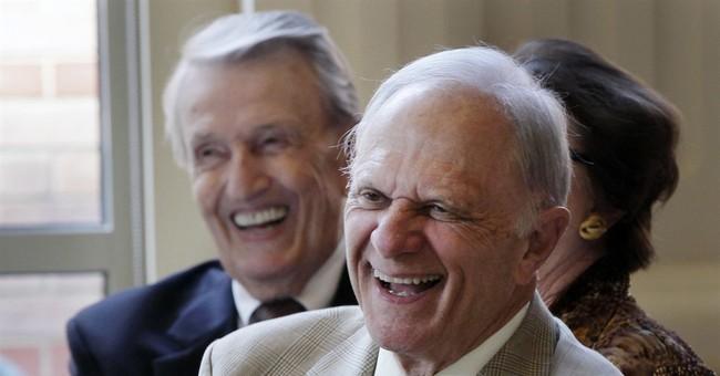 Family: Former Arkansas Gov. David Pryor, 82, suffers stroke
