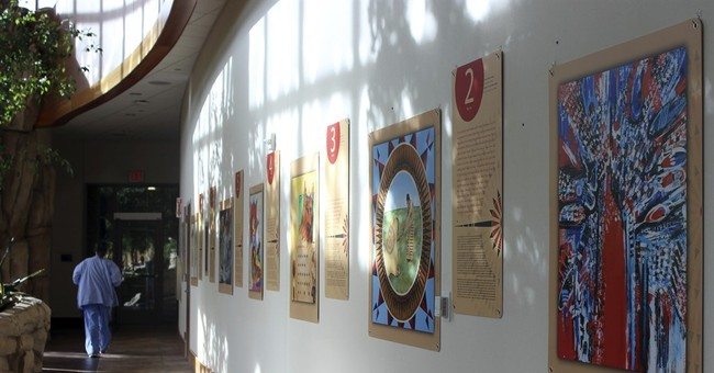 Art exhibit presents traditional Native American story