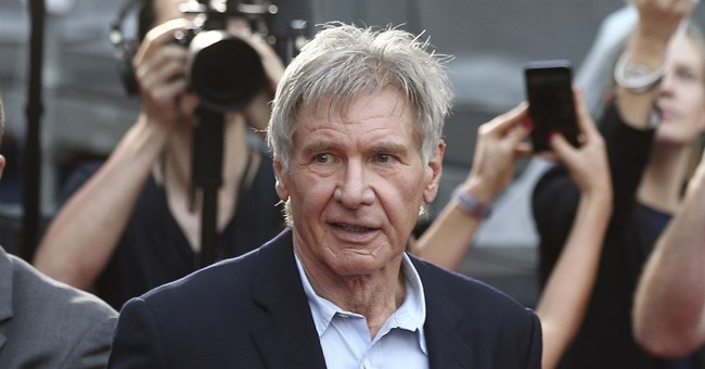 Film firm fined over Harrison Ford 'Star Wars' set accident