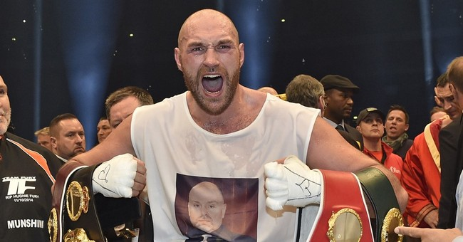 Tyson Fury vacates heavyweight belts, loses boxing license