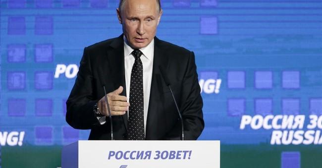 Putin praises 'stabilization' of Russian economy