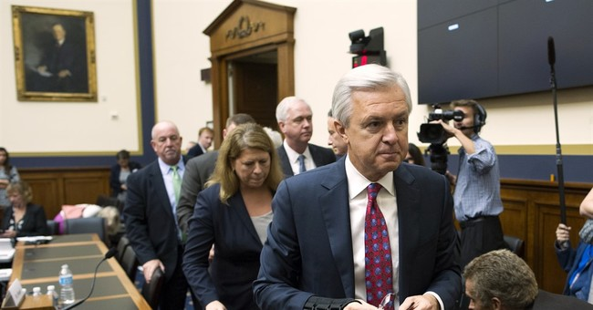 Wells Fargo CEO John Stumpf steps down amid sales scandal