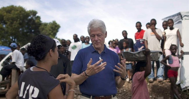 Q&A: Did the Clintons 'cash in' on Haiti's earthquake?