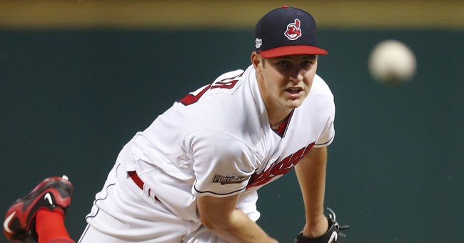 Odd (base)ball: Indians' Bauer cuts pinkie fixing drone