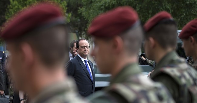 France creates National Guard to improve security