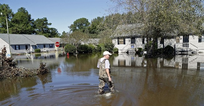 The Latest: 2 more N. Carolina deaths; US toll rises to 38
