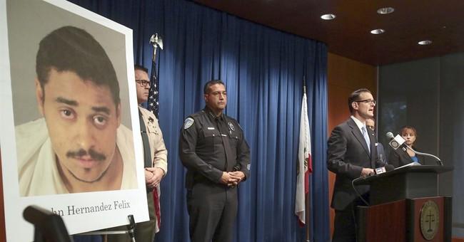 The Latest: Not guilty plea in California police killings
