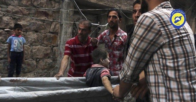 The Latest: Kerry to meet with 'regional partners' on Syria