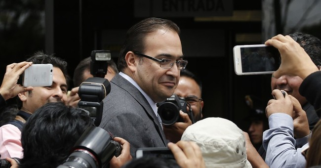 Embattled Mexican governor to step down