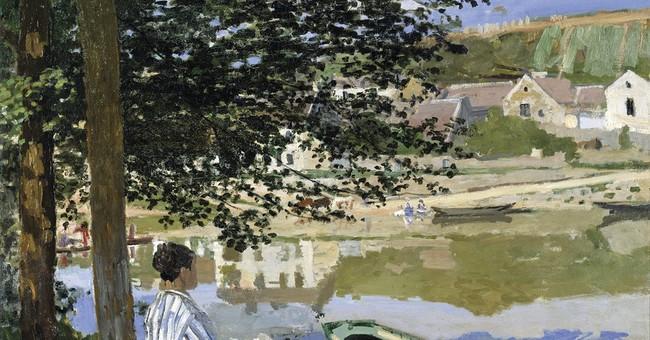 Monet exhibit in Fort Worth shows artist's genius from start