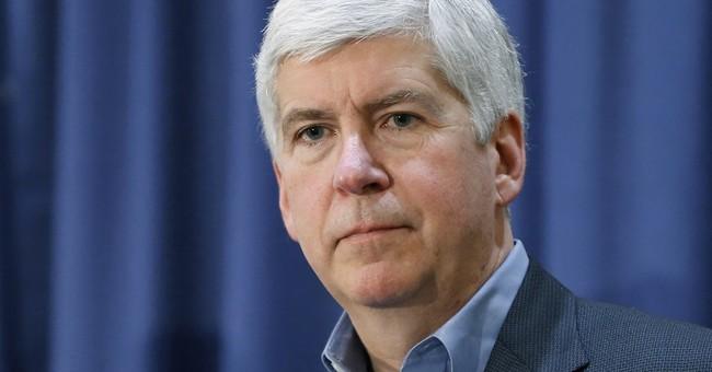 Flint resident seeks grand jury probe of Michigan governor