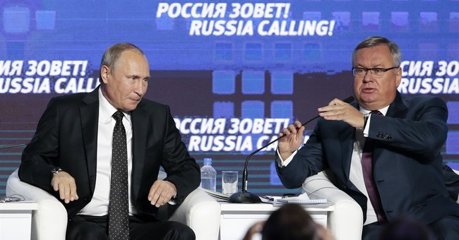 Russia's Putin: Moscow is not meddling in US election