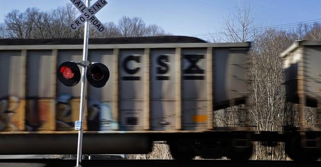 CSX tops Street 3rd-quarter forecasts