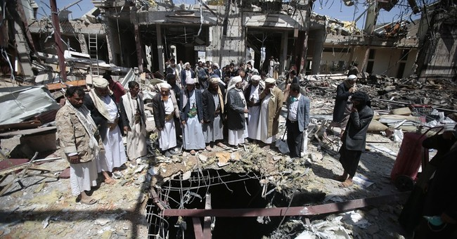US strikes in Yemen risk wider entanglement in civil war