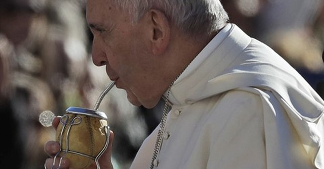 Pope to canonize 'gaucho priest,' earlier version of himself