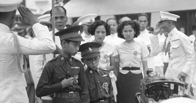 AP WAS THERE: When Thailand's Bhumibol became king in 1946