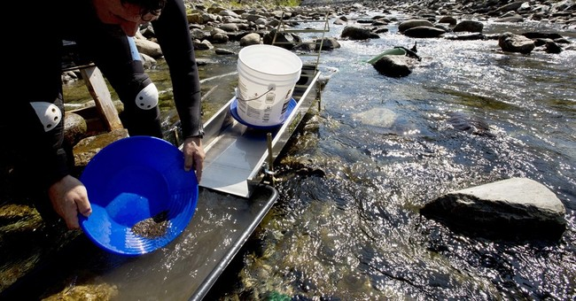 Tips of the trade: How to find gold in streams and rivers
