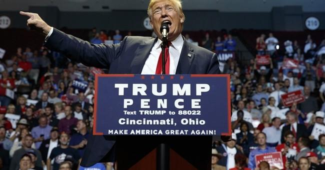 The Latest: Clinton accuses Trump of debate 'stalk' attempt
