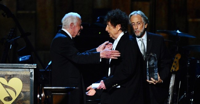 Something is happening: Bob Dylan wins Nobel in literature