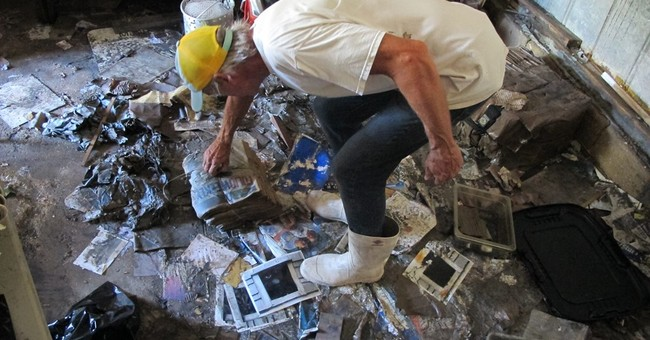 Many Hurricane Matthew victims don't have flood insurance