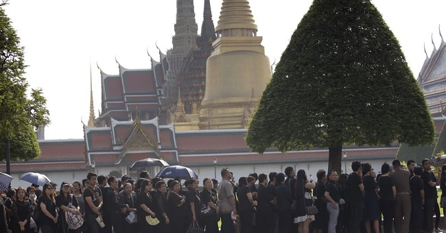Likely impact of Thai king's death on economy unclear