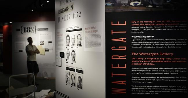 Modernized museum brings Richard Nixon up close and personal